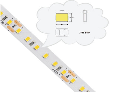 30led 60led 120led 240led 2835 led strip light