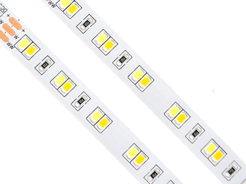 cct led strip, dual white led strip, color adjustable led strip